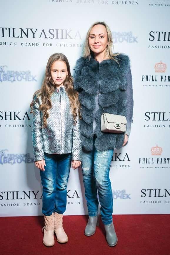 Ксения Бородина, Филипп Киркоров, Жасмин и Сергей Жуков поддержали своих детей на модном показе
