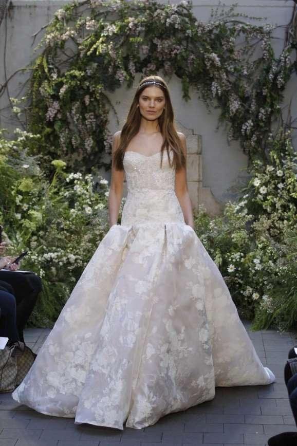 Свадебные грезы Monique Lhuillier