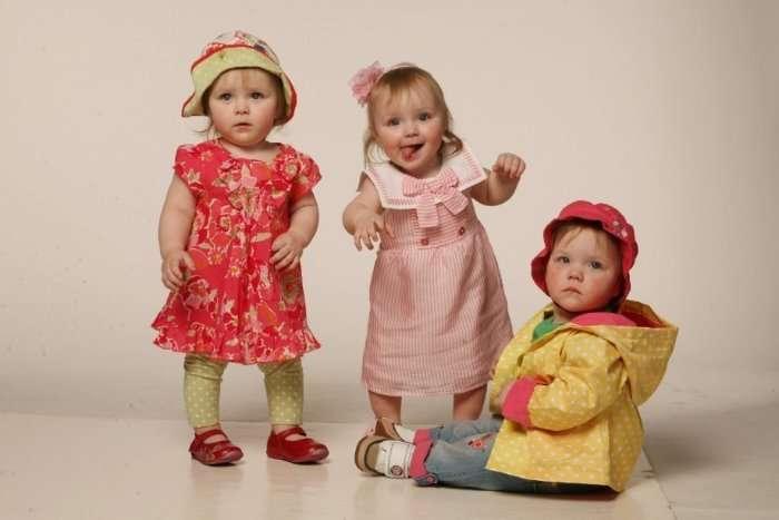 Маленькие принцессы Евы.ру