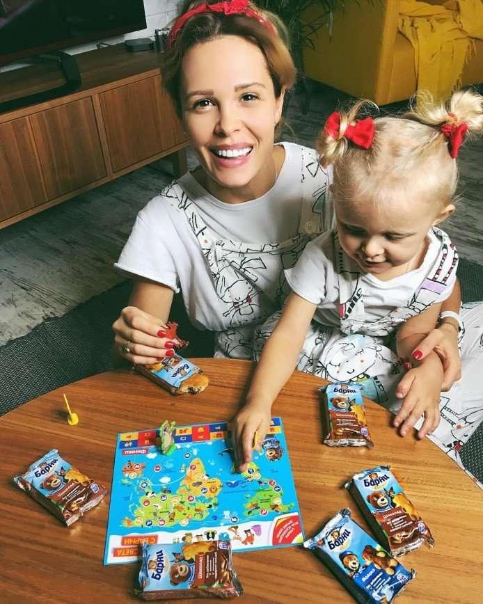 «Маленький суслик»: Мария Горбань поделилась трогательным снимком с дочерью