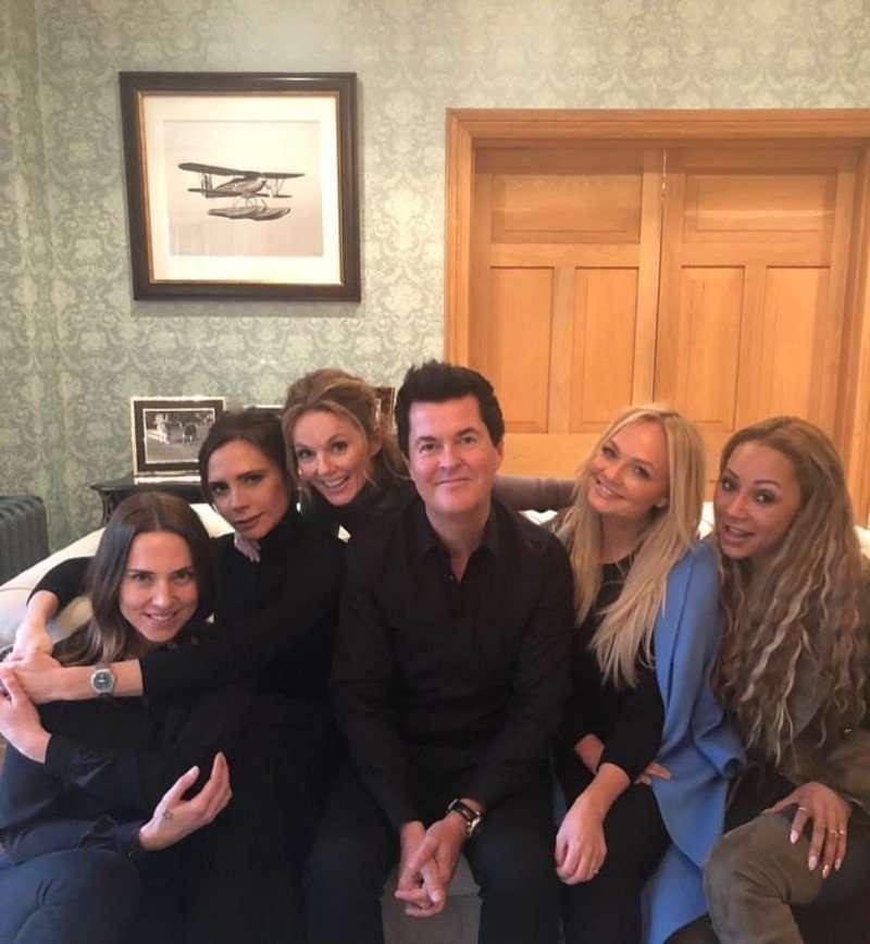 «Пусть это будет правдой»: Spice Girls договорились о воссоединении