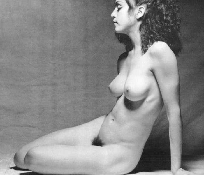 Мадонна. Съемка в 1979
