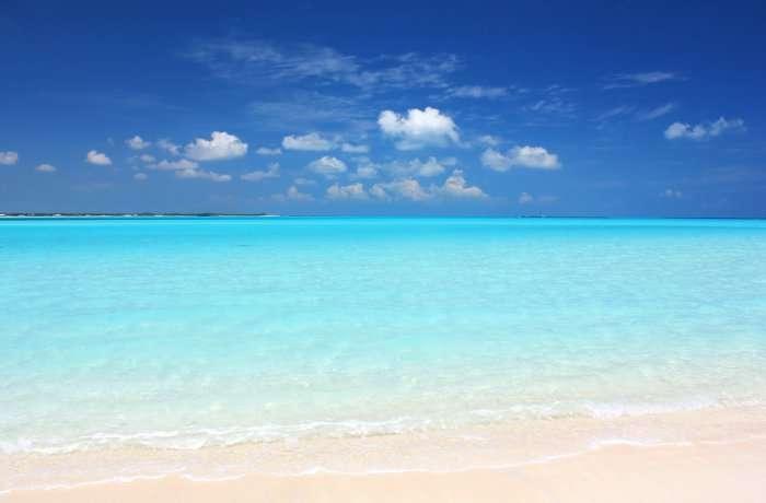 Райские пляжи Багамских островов