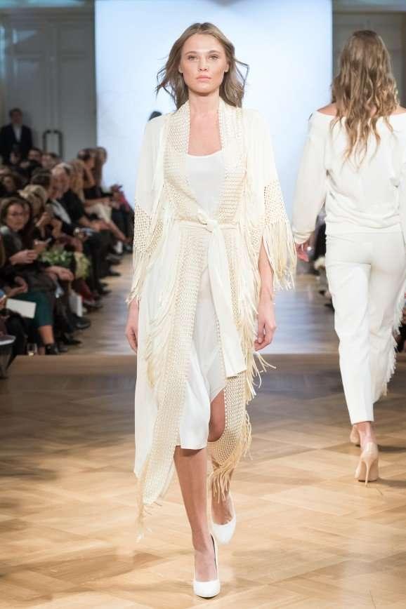 Кружево и вечная классика: что предлагает модный дом NATALIA GART будущей весной