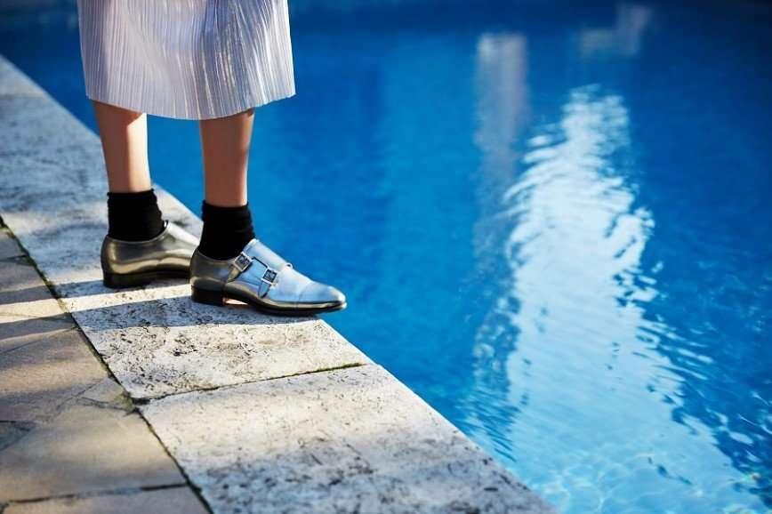 Santoni предложил женщинам создать уникальную пару обуви