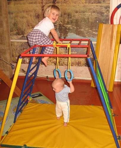 Спорт з народження - здоровя на довгі роки