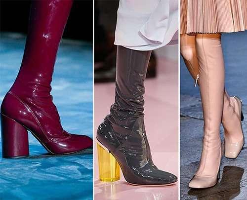 Модне взуття осінь зима 2015-2016