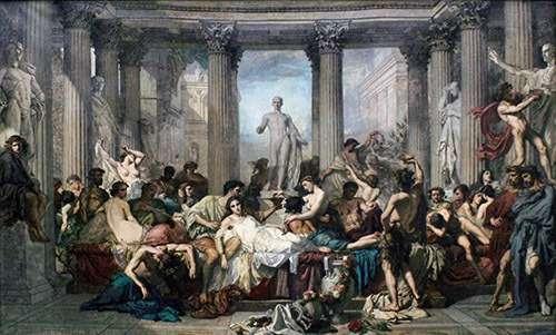Ці розпусні римляни...
