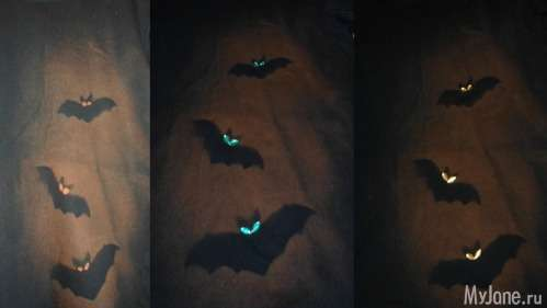 Готуємося до Хелловіну: футболка з летючими мишами, майстер-клас