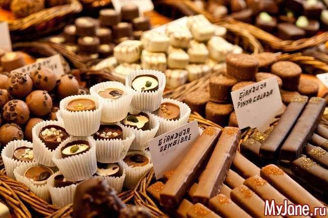 Сьогодні в Італії починається найбільший шоколадний фестиваль