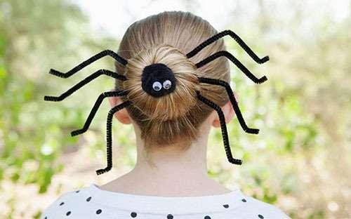 Страшна зачіска: збираємося на Хеллоуїн