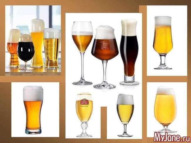 Вибираємо келихи і кухлі для пива