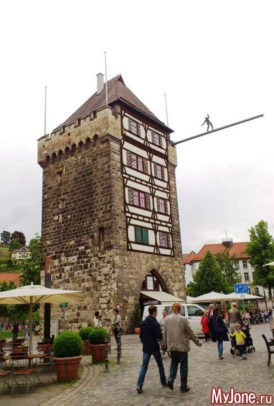Маленькі німецькі міста: Людвігсбург і Есслінген