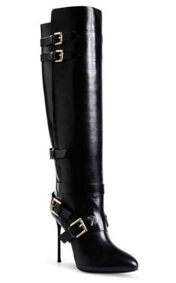 Чоботи, півчобітки і чоботи в стилі сексі 2016