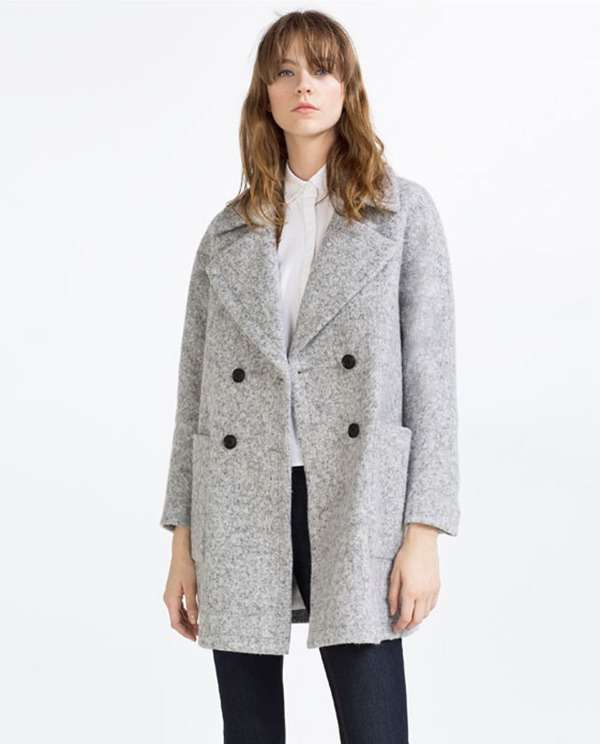 Стильні пальто для весни