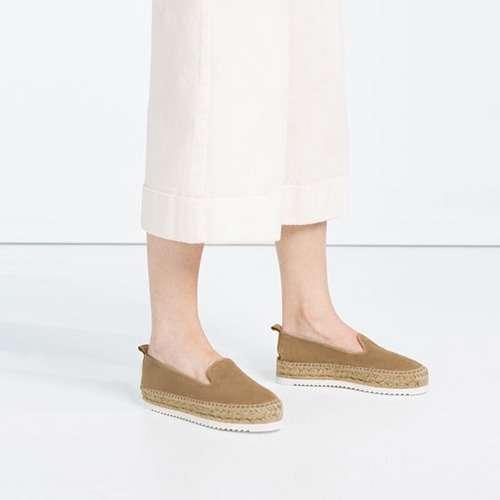 Туфлі-еспадрільї: відмінний вибір для літа