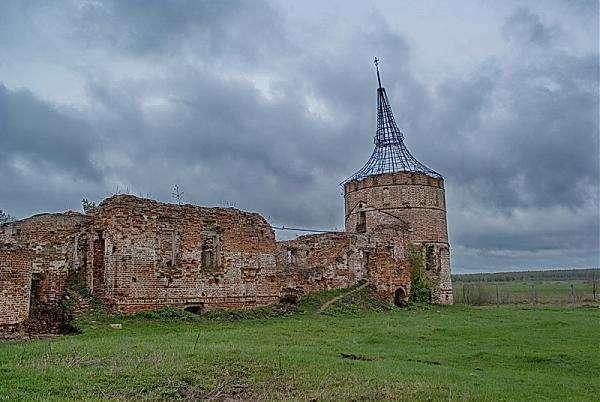 Легенди Ніколо-Радовицкого монастиря