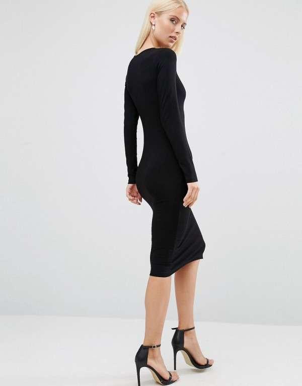 Чорні вбрання: містика, загадковість і елегантність