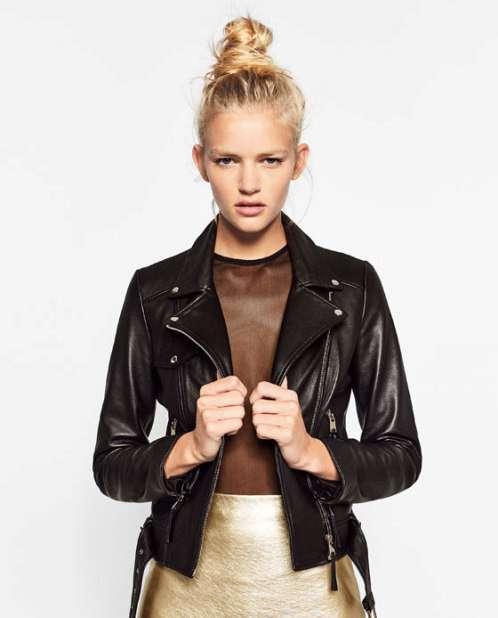 Шкіряні куртки: тренди сезону