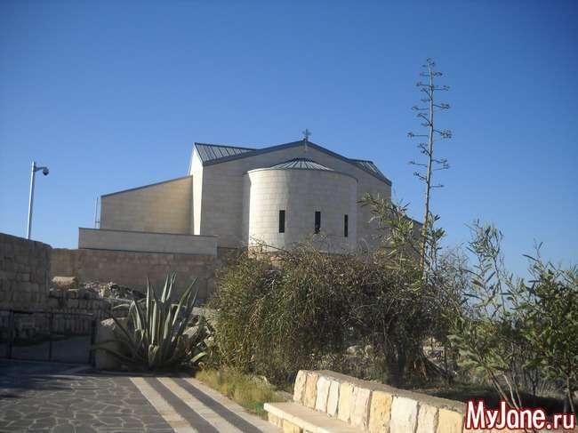 Гора Небо – знаменита святиня Йорданії