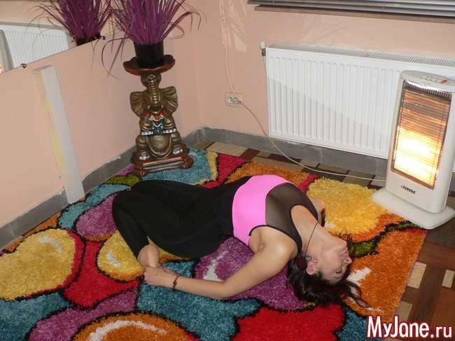 Йога для підвищення жіночого лібідо