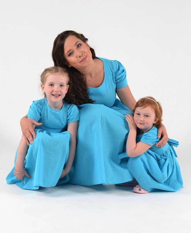 Сукню, як у мами! Модний сімейний стиль