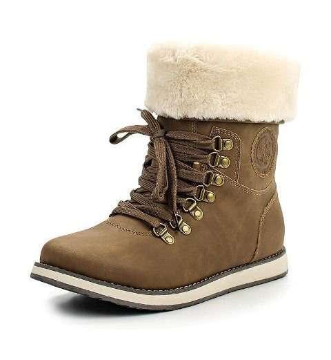 Модна зимове взуття 2017
