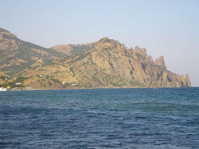 Легендарні вершини Криму