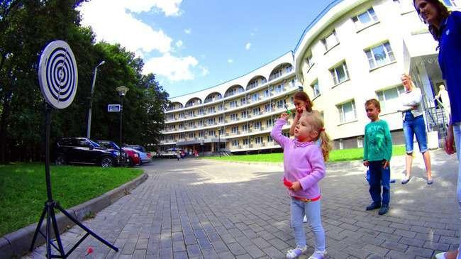 Парк-готель «Воздвиженське» – сімейний відпочинок