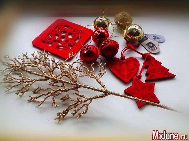 Приємні новорічні дрібниці