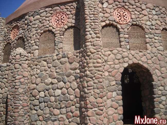 Ванни Мойсея - мальовничий оазис серед пісків і гір
