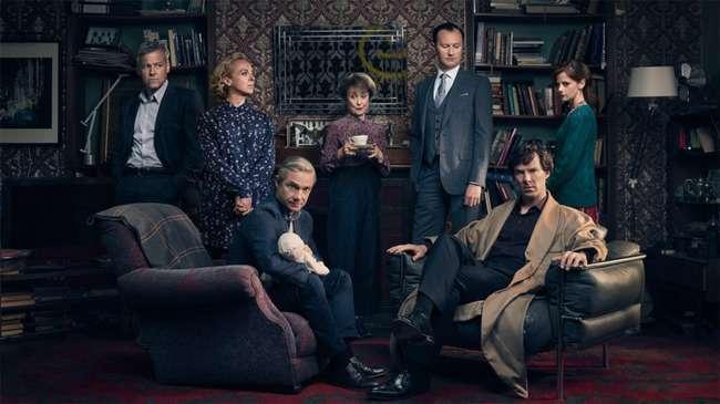 4-й сезон серіалу «Шерлок»: а чи варто було так довго чекати?