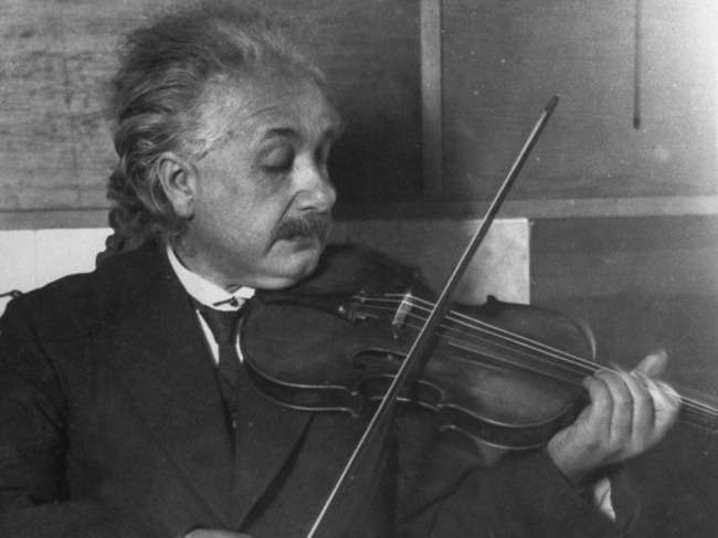 У чому загадка Ейнштейна?
