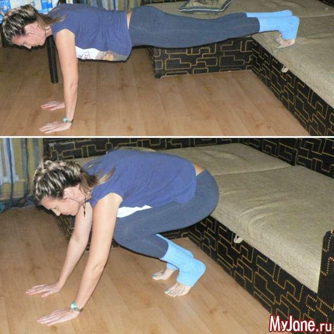 Незвичайні пристосування для фітнесу: диван