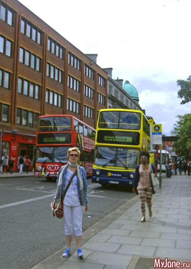 Екскурсія по Дубліну частина 1
