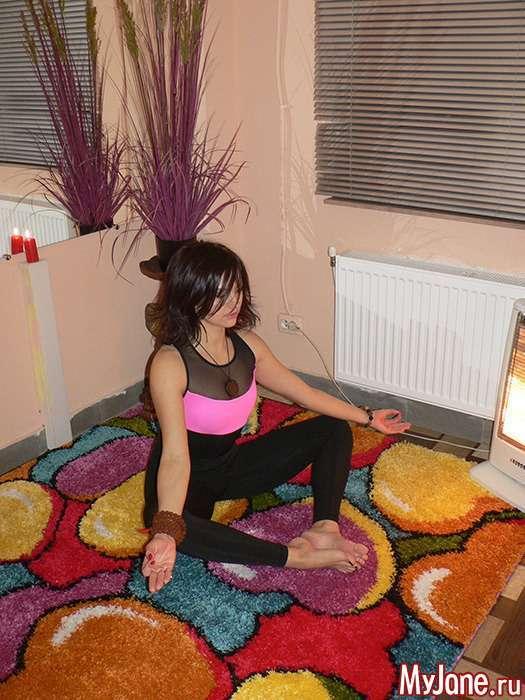 Кращі асани для медитації