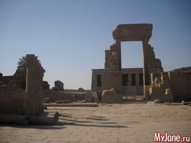 Дендера - загадка стародавніх цивілізацій