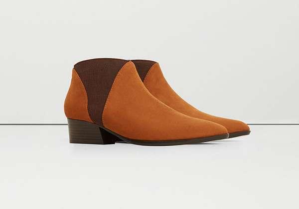 Модні весняні черевики 2017