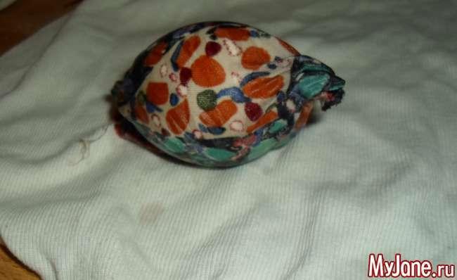 Готуємося до Великодня. Забарвлення яєць шовком