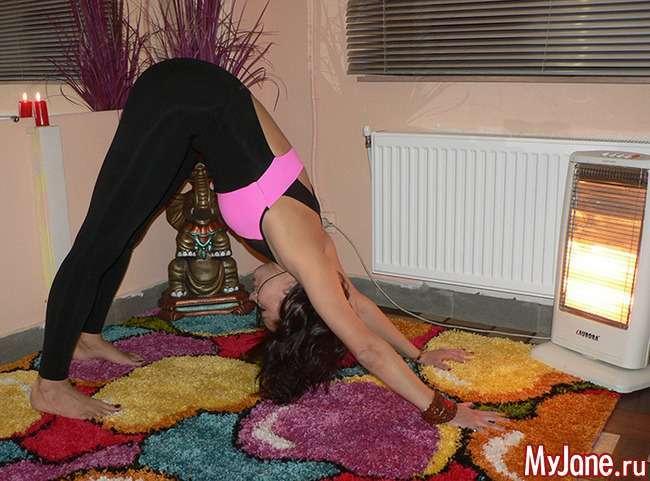 Динамічна йога Сарбханг Данде для здоровя, бадьорості і хорошої фізичної форми