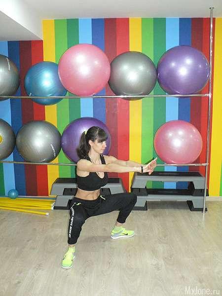 Як заощадити на походи в тренажерний зал або Вправи з власною вагою