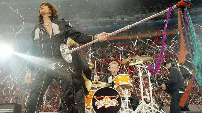 Побігли літати: прощальне турне легендарної групи Aerosmith
