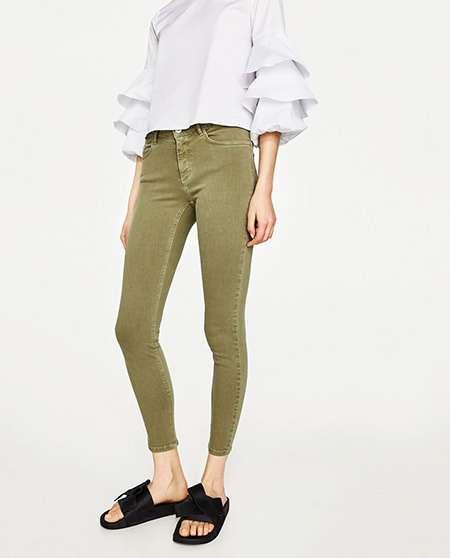 Модні джинси, весна-літо 2017