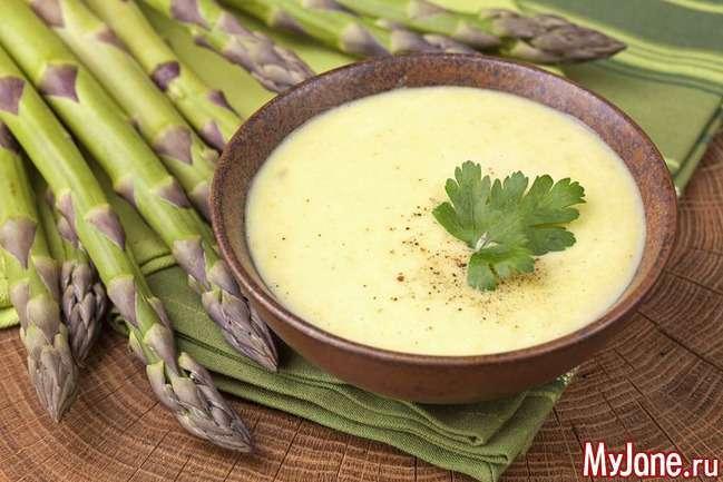 Спаржа – цікавий овоч для здоровя та схуднення