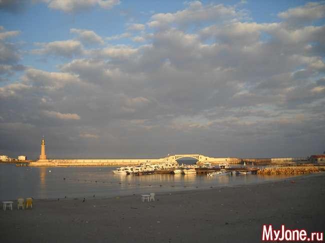 Безмежне чарівність Олександрії