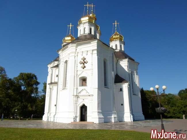 Славне місто Чернігів