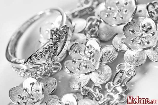 Таємниче зачарування срібла