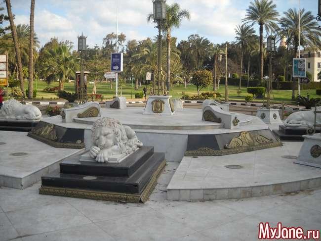 Королівський палац і парк Монтаза – яскравий куточок в Олександрії