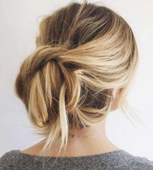 Про модної зачіски для літа: «пучок» та індивідуальність