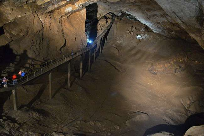 Місця, де треба обовязково побувати. Новоафонська печера. Абхазія